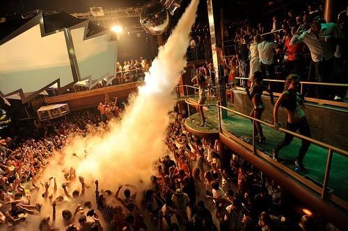 An Ibiza Club