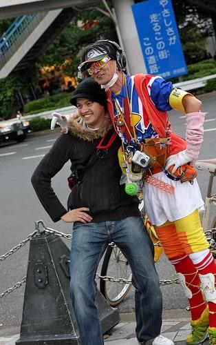 Tokyo's Unique Fashion Trends
