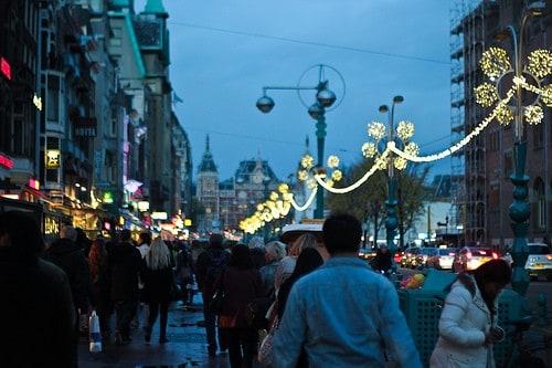 Amsterdam by D Stevens