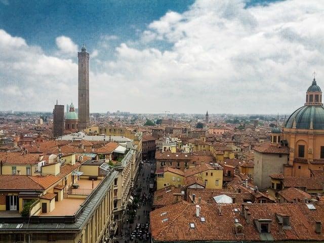 Bologna-View