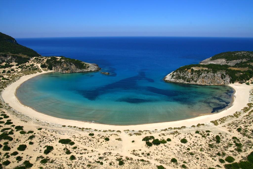 Voidokilia_Beach