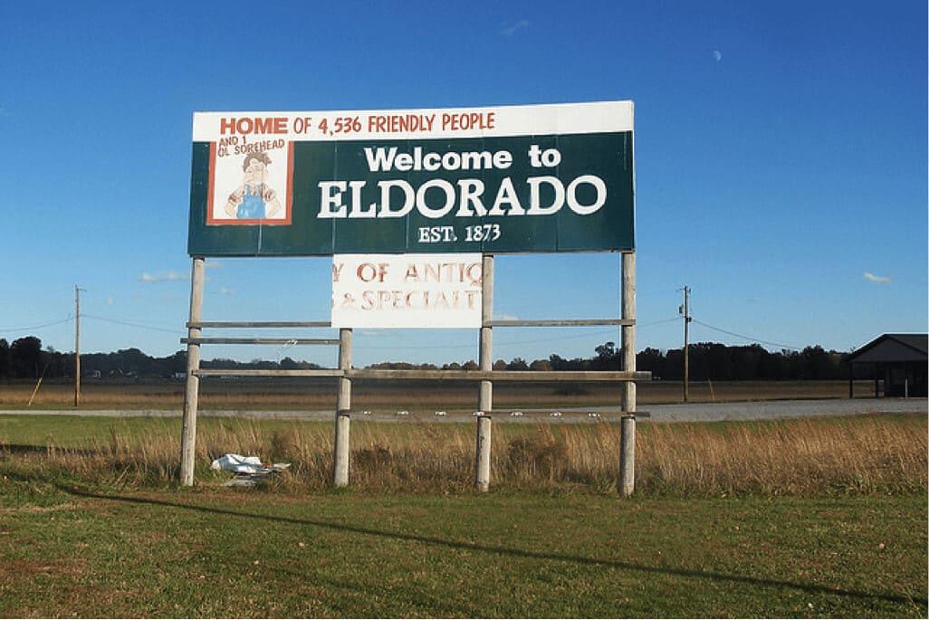 Did the Lost City of Eldorado even exist?