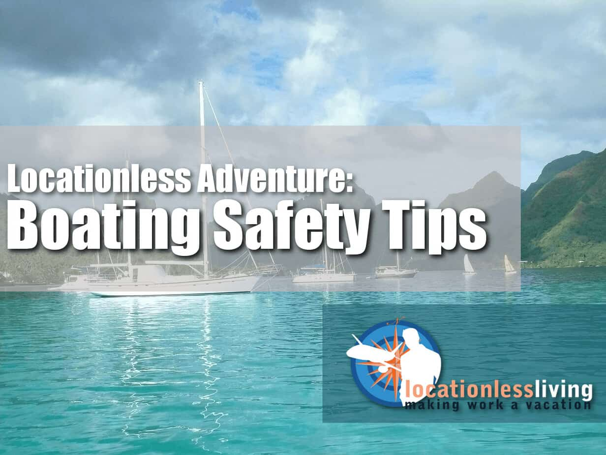 How To Be Safe On A Boat