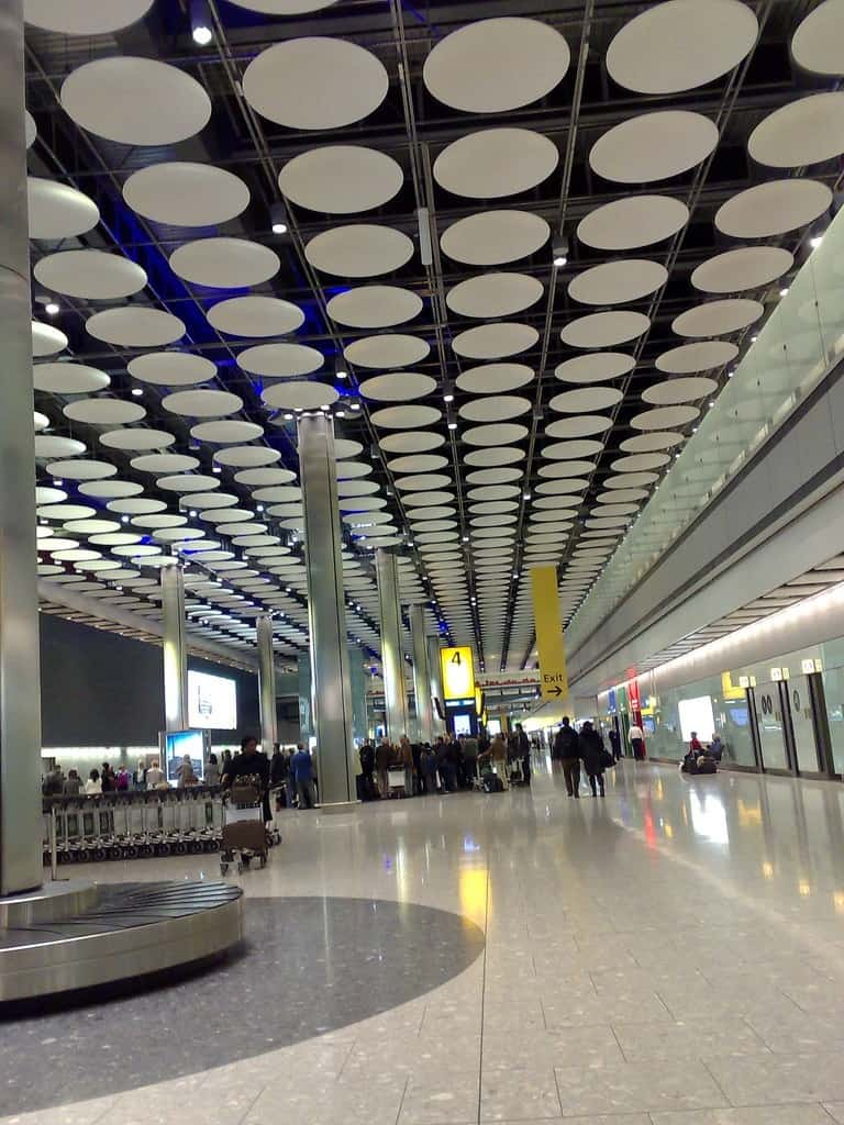 Airport Guides – Heathrow, London