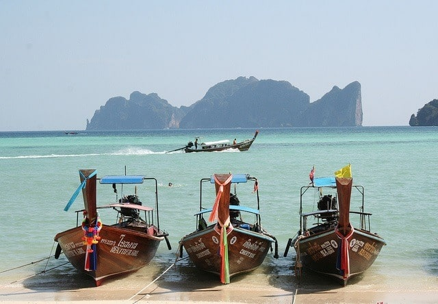 Find Paradise at our Favourite Beaches in Thailand