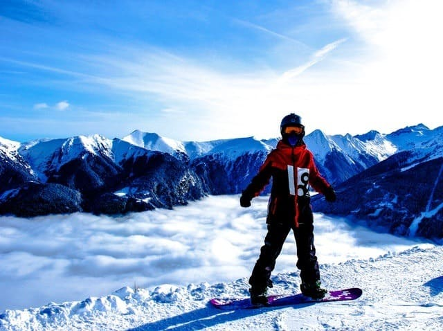 Tips on How to Become a Snowboarding Pro