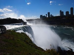 Destination: Niagra Falls