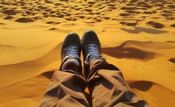 Why a Trip across the Moroccan Sahara Will Leave You Totally Spellbound