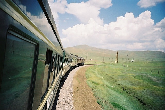 Can You Work While Aboard the Trans-Siberian Railway?