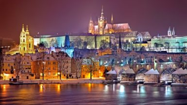 Three-Stress Free Days in Prague